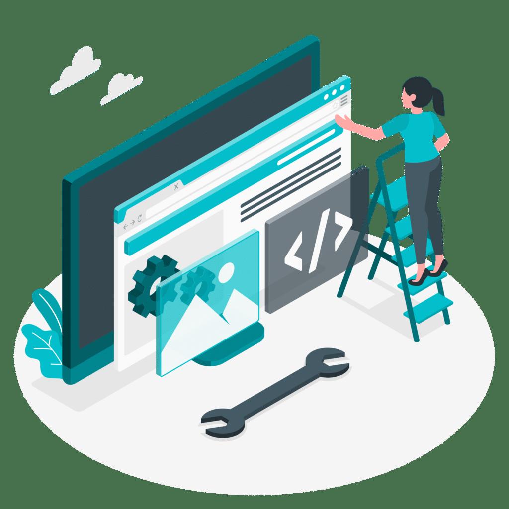 Reaktionsfähiges Web-Design