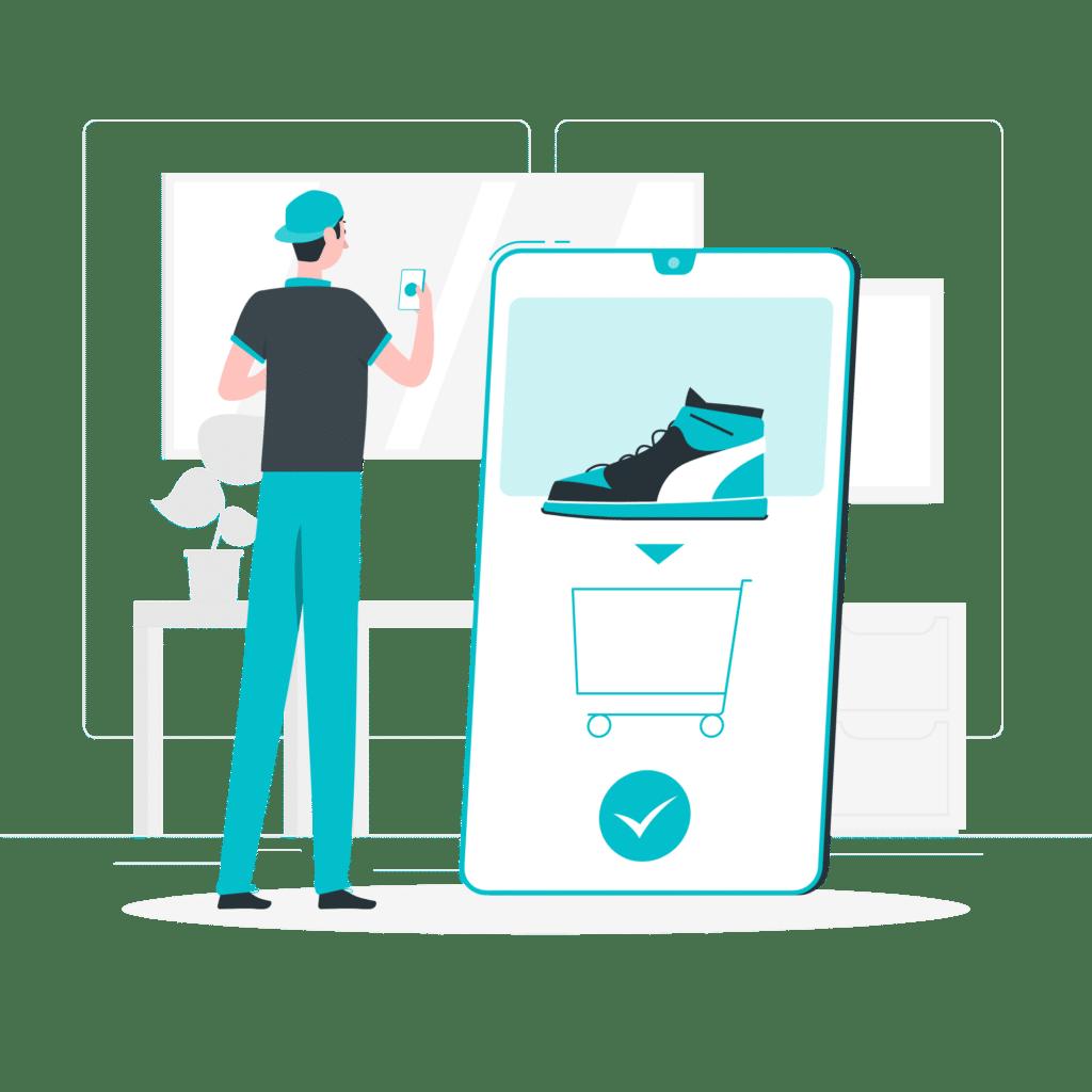 ROAN24 Mobile Stores erstellen