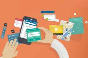 Mobile Anwendungsentwicklung