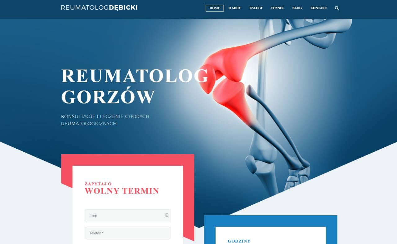 Roan24 Rheumatologe Debicki.pl HOME