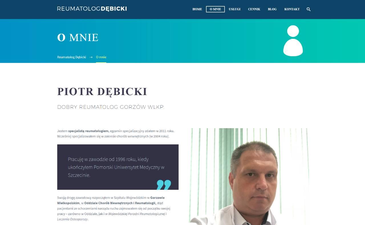 Roan24 Rheumatologe Debicki.com Über mich