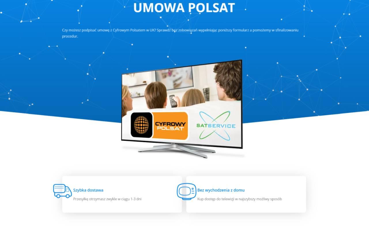 ROAN24 Sat Service Polsat Vereinbarung