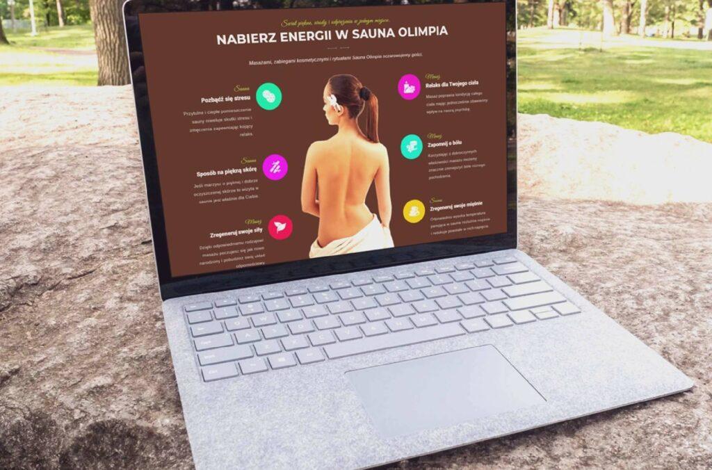 ROAN24 Sauna Olimpia Website